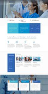contoh web rumah sakit