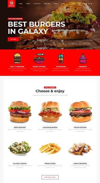 contoh website bisnis online
