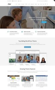 contoh website company profile perusahaan