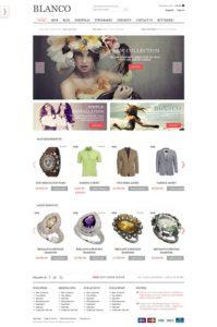 contoh website dinamis