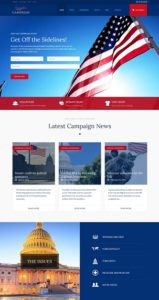 contoh website pemerintahan
