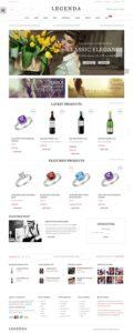 contoh website penjualan