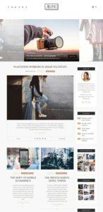 contoh website pribadi yang menarik