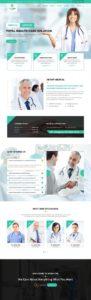 contoh website rumah sakit