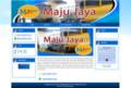 Jasa Pembuatan Website www.majujayasedotwc.com jadi