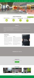 contoh desain website company profile - www.interior-office.com
