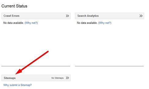 Google Webmaster Tool Sitemaps