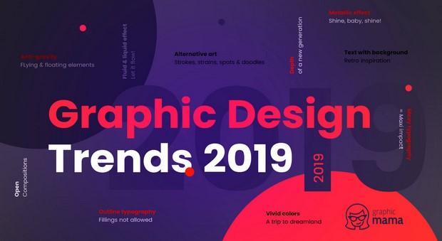 Tren Desain Web 2019