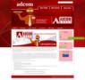 Jasa Pembuatan Website www.adcompulsa.com sudah jadi