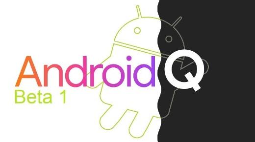 Android Q Versi Beta