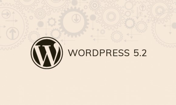 WordPress Versi 5.2