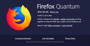 Fitur Terbaru Mozilla Firefox Versi 64