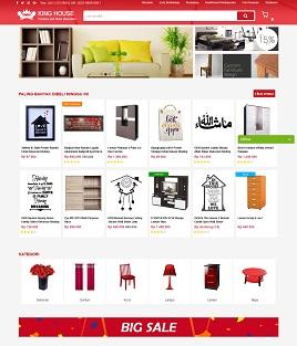 contoh desain paket g RajaFurnitureOnline