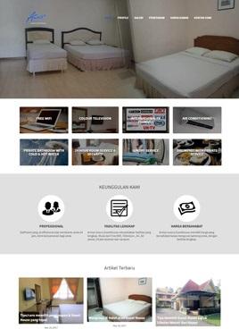contoh desain paket g armynguesthouse22