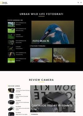 contoh desain paket g urbanwildlifefotografi