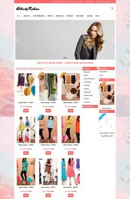 contoh desain paket toko online biasa toko14.velocitydeveloper