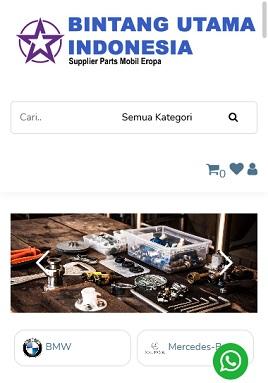 contoh desain paket apk custom Bintang Utama Indonesia (BUMI)