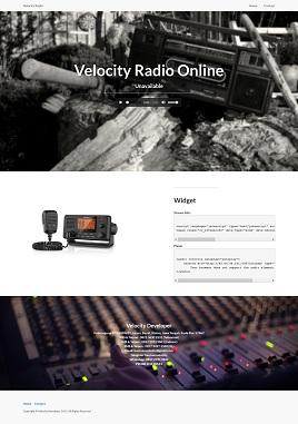 contoh desain paket radio biasa radio.velocity